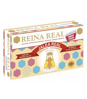REINA REAL JUNIOR (Antes Reina Real Infantil) 20 Ampollas de 10ml de Robis