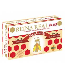REINA REAL PLUS 20 Ampollas de 10ml de Robis