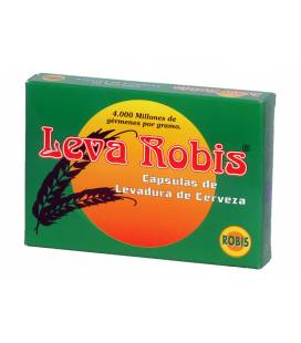 Leva Robis 60 Cápsulas de 400mg de Robis