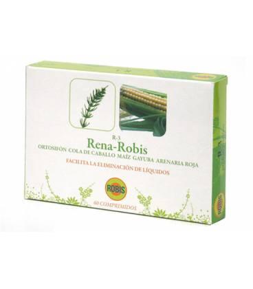 Rena-Robis R-3 (DIURETICO) 60comprimidos de 340mg de Robis