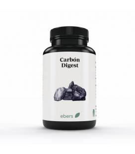 CARBON DIGEST 60 Perlas 815mg de Ebers
