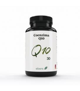 Coenzima Q10 30 cápsulas de 30mg de Ebers