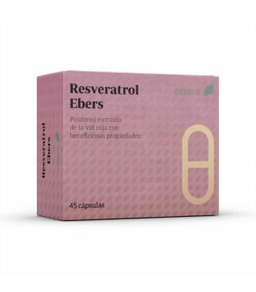 Resveratrol 20mg 45 cápsulas de Ebers