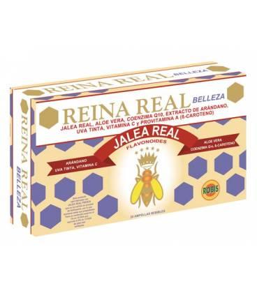 REINA REAL BELLEZA 20 Ampollas de 10ml de Robis