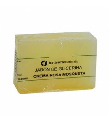 JABON DE TRATAMIENTO ROSA MOSQUETA 100g de Botánica Nutrients