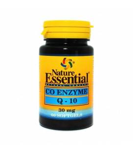 Coenzima Q10 30 mg 60 perlas de Nature Essential