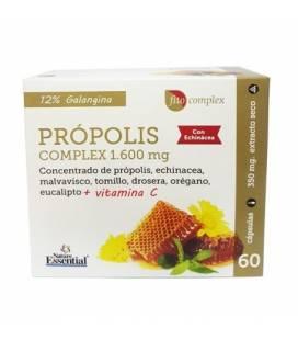 Própolis complex 1600 mg 60 cápsulas de Nature Essential