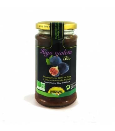 Mermelada higo violeta bio 240 gr de Granovita