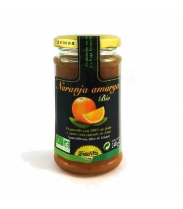 Mermelada naranja amarga bio 240 gr de Granovita