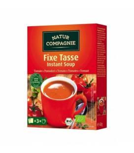 Sopa instantanea tomate bio 3x20 gr caja de Granovita