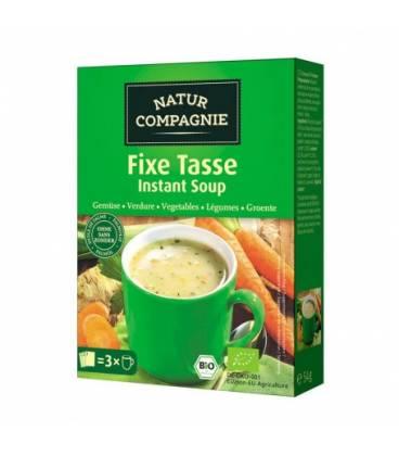 Sopa instantanea verduras bio 3x18 gr caja de Granovita