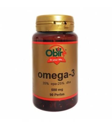 Omega 3 500 mg 90 perlas de Obire