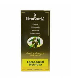 Leche facial nutritiva al aceite oliva 50ml de Fleurymer