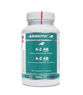 A-Z AB Complex 120 cápsulas de Airbiotic