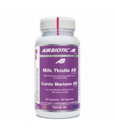 Cardo mariano ab 60 capsulas de Airbiotic