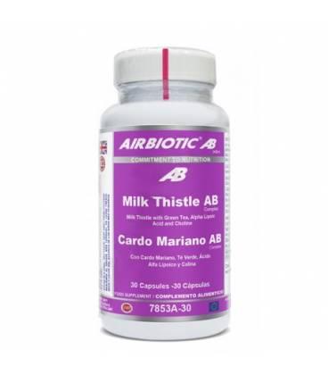 Cardo mariano complex ab 30 capsulas de Airbiotic