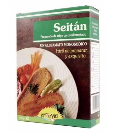 GLUTEN-SEITAN (PREPARADO DE TRIGO) de Granovita