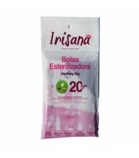 Bolsa esterilizadora para microondas individual IR43.1 de Irisana