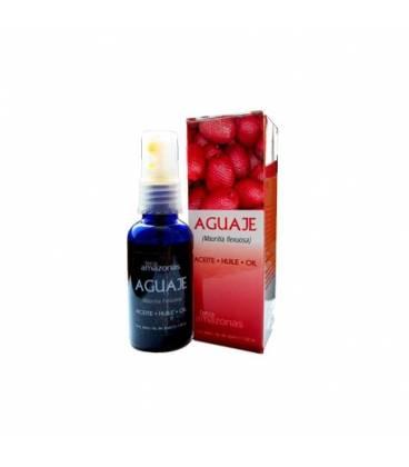 Aceite de aguaje mauritia flexuosa 30 ml de Inkanatura