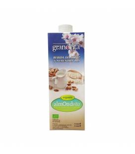 Bebida de leche de arroz y almendras BIO 1L de Granovita