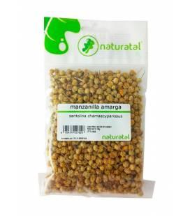 Manzanilla amarga (Santolina chamaecyparissius) 50g de Naturatal