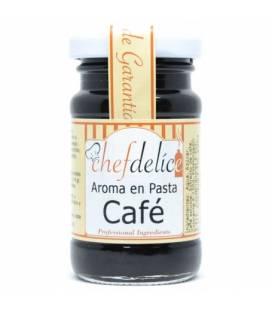 Aroma de café en pasta emulsionada 50g de Chefdelice