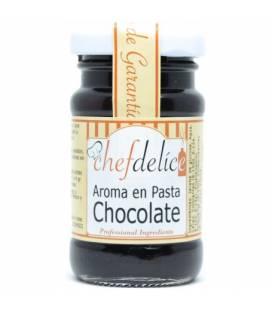 Aroma de chocolate en pasta emulsionada 50g de Chefdelice