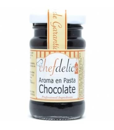 Chocolate aroma en pasta emul. 50 gr de Chefdelice
