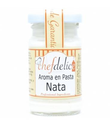 Nata aroma en pasta emul. 50 gr de Chefdelice