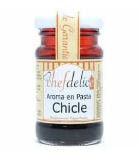 Aroma de chicle en pasta emulsionada 50g de Chefdelice