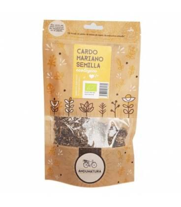 Cardo mariano semilla bio 80 gr de Andunatura