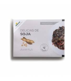 Delicias de soja BIO 250g de Ahimsa - No necesita frío