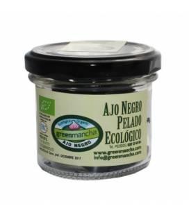 Ajo negro pelado ecológico 50g de Green Mancha