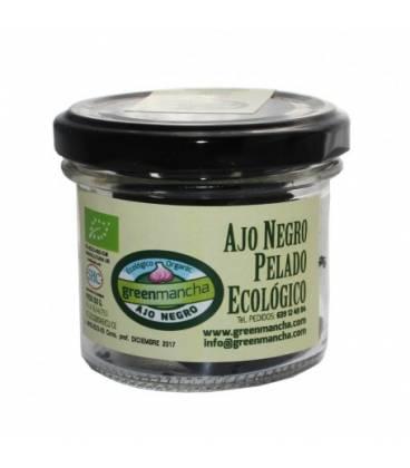 Ajo negro pelado ecologico 50g de Green Mancha
