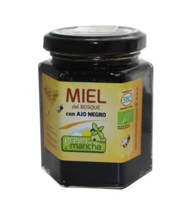 Miel con ajo negro 240g de Green Mancha
