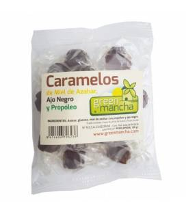 Caramelos de miel, ajo negro y propóleo 100g de Green Mancha