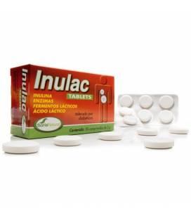 Inulac tablets 30 comprimidos de Soria Natural