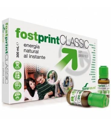 Fost print classic frutas del bosque 20x15 ml de Soria Natural