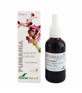 Extracto de fumaria 50ml de Soria Natural