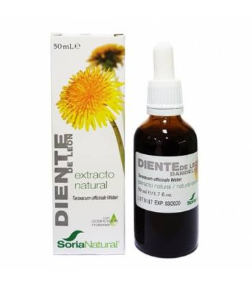 Extracto de diente de leon 50 ml de Soria Natural