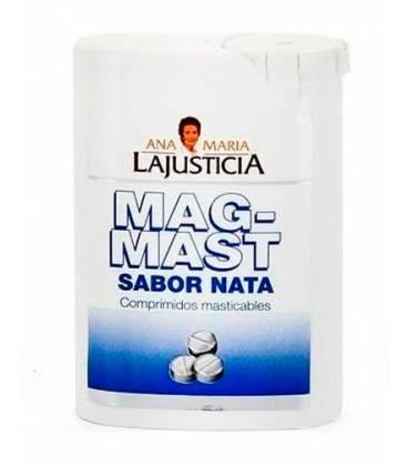 Carbonato de magnesio masticable 36 comprimidos de Ana Maria La Justicia