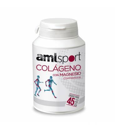 Colágeno con magnesio 270 comprimidos de AMLSport