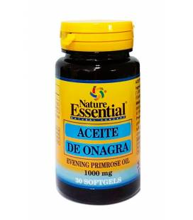 Aceite onagra 1000 mg 30 perlas de Nature Essential