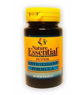 Antioxidante fórmula 30 perlas de Nature Essential