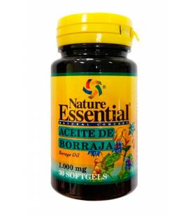 Aceite de Borraja 1000mg 30 perlas de Nature Essential
