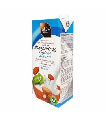 Bebida leche almendras calcio ligera 1L de Diet Rádisson