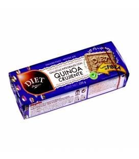 Galletas integrales con quinoa crujiente 220g de Diet Rádisson