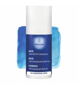 Desodorante roll-on hombre 50ml de Weleda