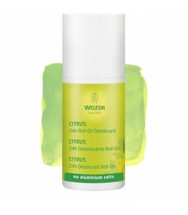 Desodorante roll-on citrus 50ml de Weleda