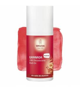 Desodorante roll-on granada 50ml de Weleda